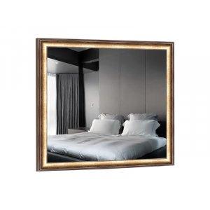 Квадратное зеркало Эрика B03 120х120