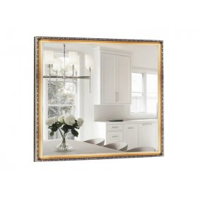 Квадратное зеркало Жанетта B03 60х60