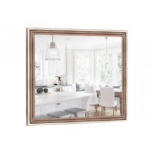 Квадратное зеркало Эстель B07 60х60