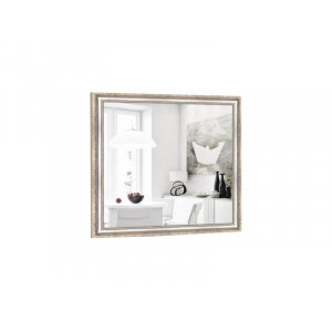 Квадратное зеркало Ванесса B07 120х120