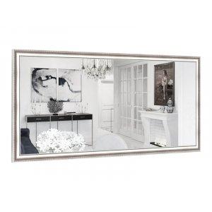 Прямоугольное зеркало Камилла B01 110х60