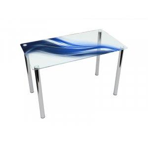 Обеденный прямоугольный стол Astratto 120х75