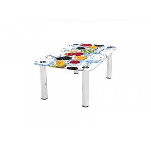 Прямоугольный журнальный стол Berry Mix 90х56