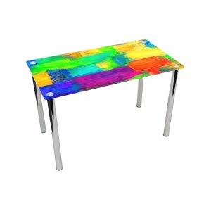 Обеденный прямоугольный стол Luminoso 110х65
