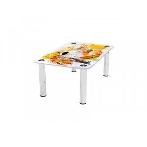 Прямоугольный журнальный стол Nice breakfast 110х67