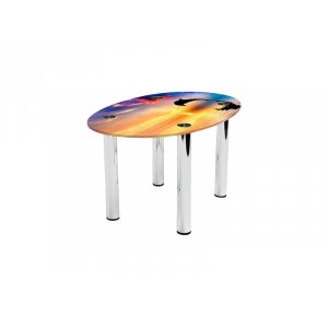 Овальный журнальный стол Ocean 110х74