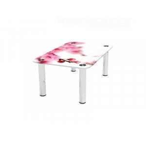 Прямоугольный журнальный стол Sakura 70х43