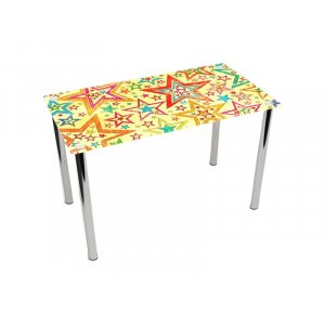 Обеденный прямоугольный стол Stella 120х75
