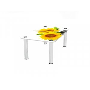 Прямоугольный журнальный стол Sunflower 90х56