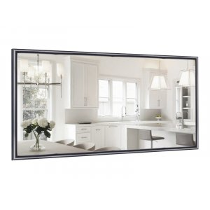 Прямоугольное зеркало Линда B02 90х50