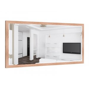 Прямоугольное зеркало Диана B03-F 110х60