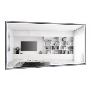 Прямоугольное зеркало Глория B03-F 110х60