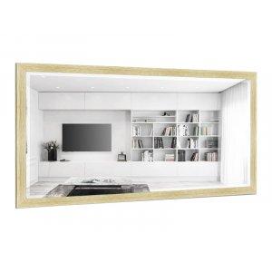 Прямоугольное зеркало Диана B06-F 120х60