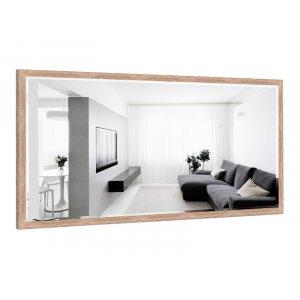 Прямоугольное зеркало Диана B07-F 90х50