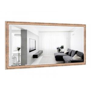 Прямоугольное зеркало Ванесса B06-F 120х60