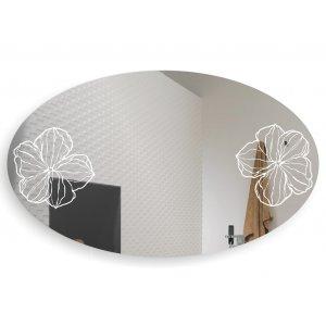 Зеркало Маки 100х60