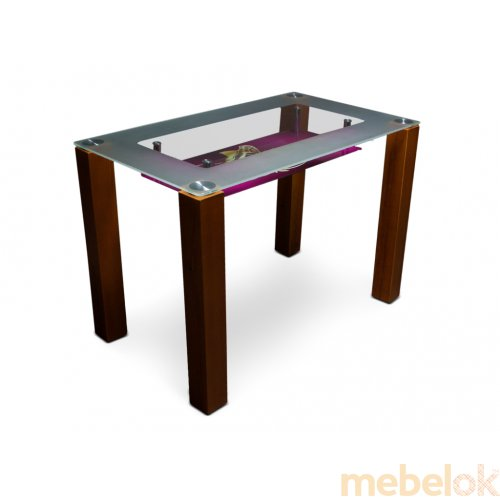Стеклянный стол МФ-3