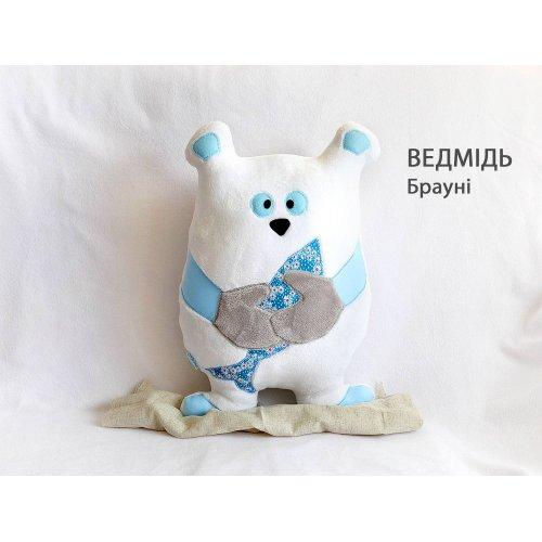 Подушка Медведь Брауни