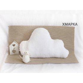 Подушка Облако белое