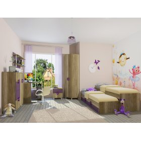 Спальный гарнитур Hobby-1