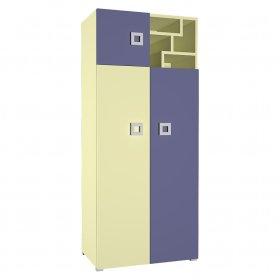Шкаф 3-х дверный Labirint 2