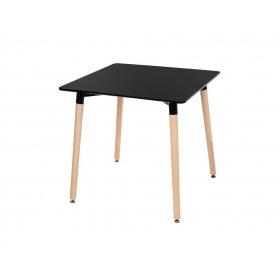 Стол обеденный Cuadrado 80х80х76 черный