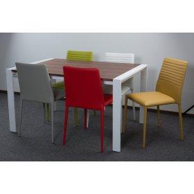 Комплект стол IRVIN+5 стульев BASIC