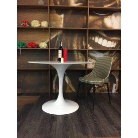 Комплект стол TULIP +стул ELEGANCE