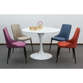 Комплект стол TULIP+4 стула ELEGANCE