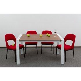 Комплект стол IRVIN+4 стула TOLEDO