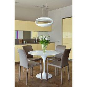 Комплект стол TULIP+4 стула STRAIGHT