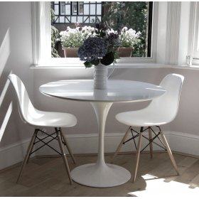 Комплект стол TULIP+2 стула FRIEND