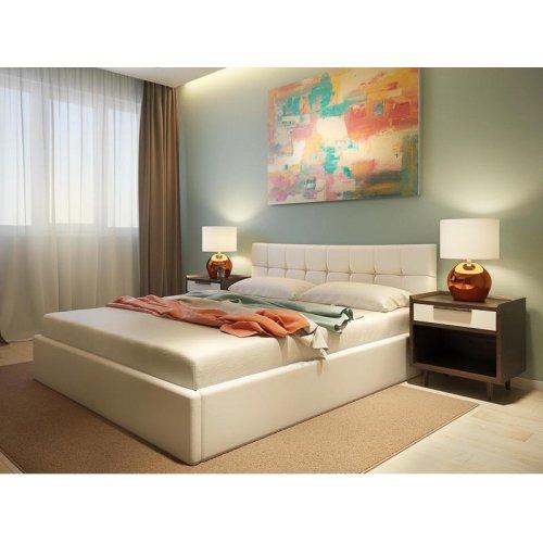 Двуспальная кровать Бристон 200х200