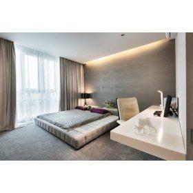 Двуспальная кровать-подиум Cuba 180х200