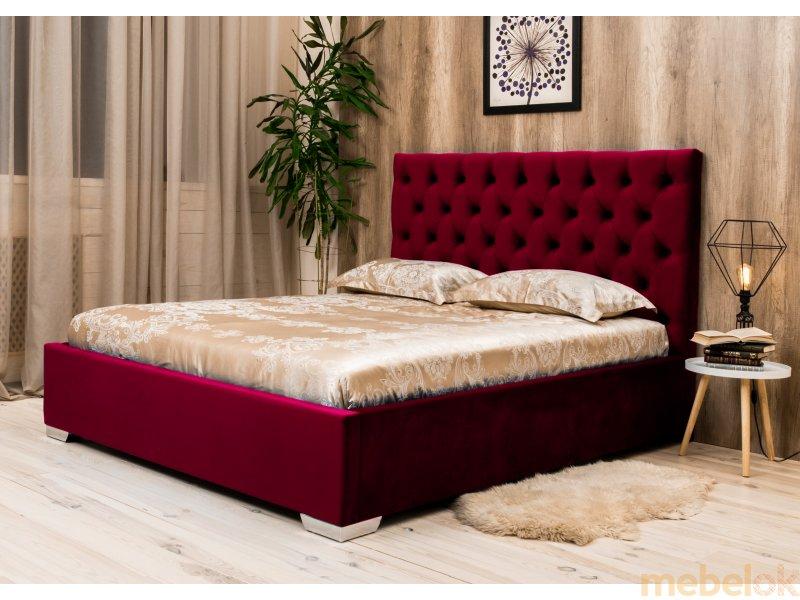 ліжко з виглядом в обстановці (Ліжко New York 140х200)