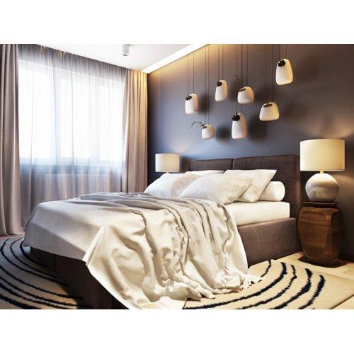 Двуспальная кровать Рекорд 200х200