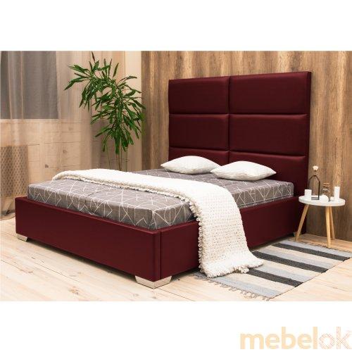 Ліжко Рига 140х190 з іншого ракурсу