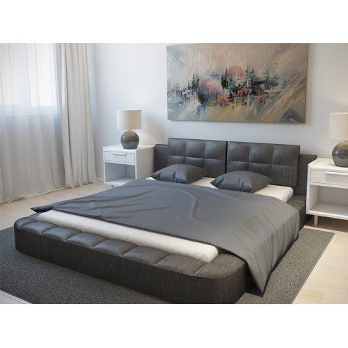 Двуспальная кровать Very Low 180х200