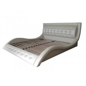 Двуспальная кровать New Line 200х200 с подъемным механизмом