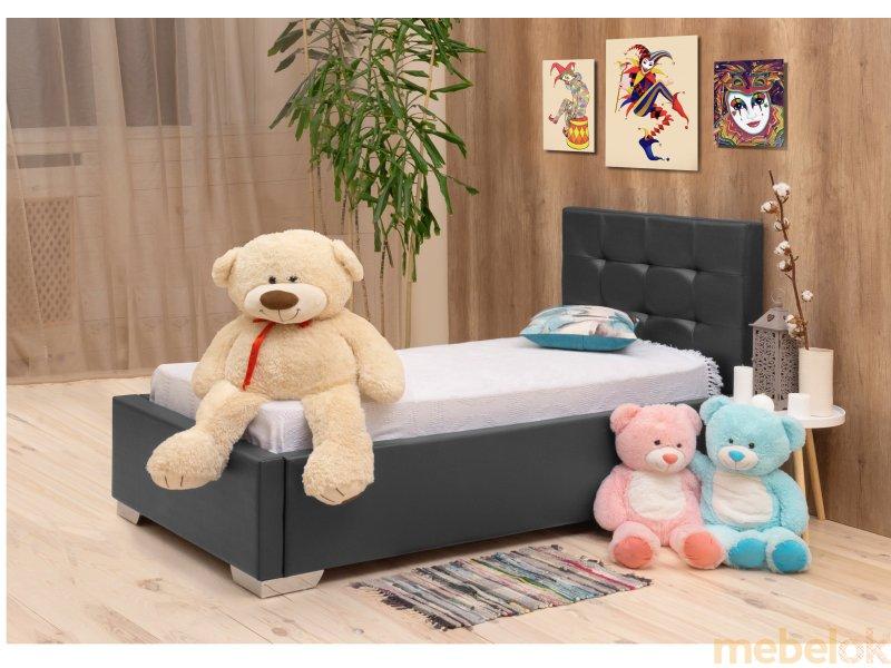 Підліткове ліжко Арлекіно 80х190 від фабрики Corners