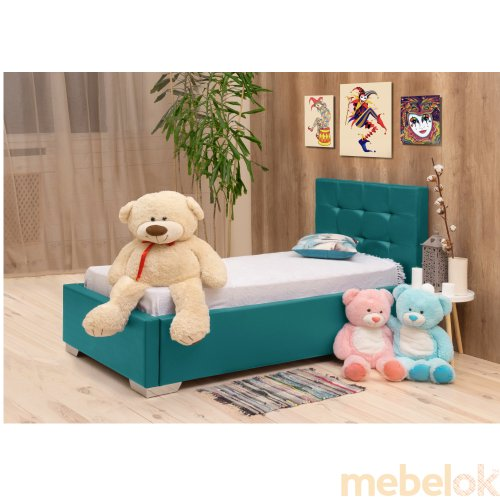 Підліткове ліжко Арлекіно