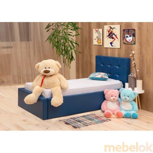 (Підліткове ліжко Арлекіно 80х190) Corners