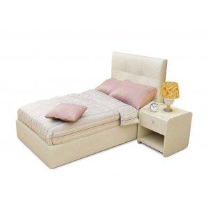 Мягкая кровать Мартин 90х190