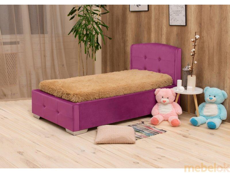 М'яка ліжко Попелюшка 90х200 від фабрики Corners