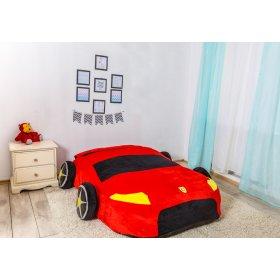 Кроватка Машина