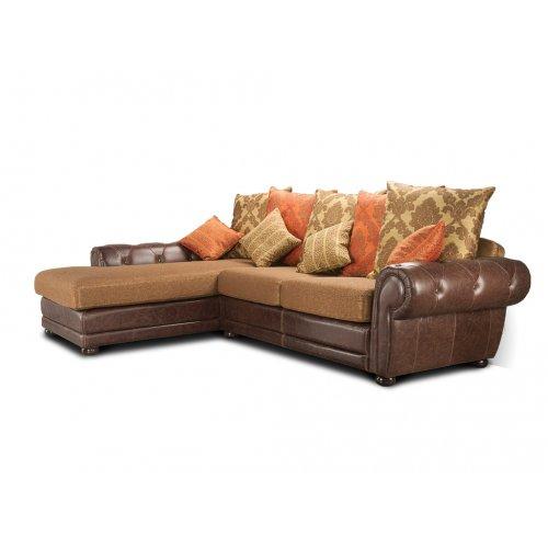 Угловой диван Каравелла