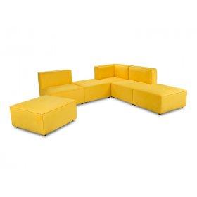 Модульный угловой диван Сонет