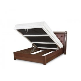 Кровать с подъемным механизмом Милена 120х190