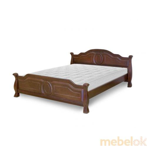 Двуспальная кровать Анна 160х190