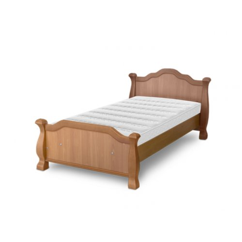 Односпальная кровать Тятьяна 90х200